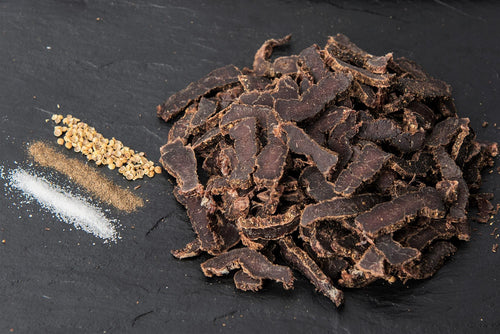 Biltong Sliced Original Flavour 250g - The South African Spaza Shop
