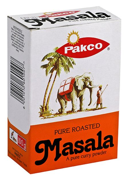 Pakco Traditional Masala 100g - The South African Spaza Shop