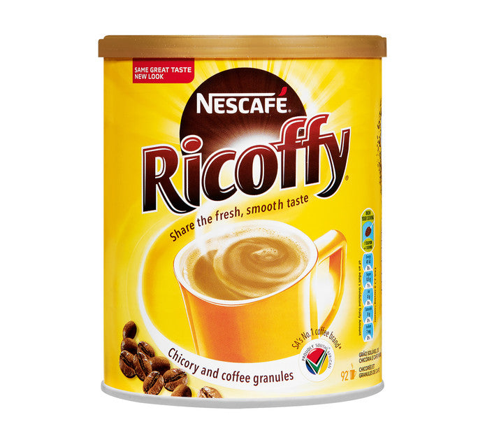 Nescafe Ricoffy Coffee 250g - The South African Spaza Shop