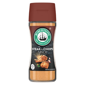 Robertsons Steak & Chops Spice 86g - The South African Spaza Shop