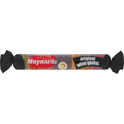 Maynards Wine Gums Roll 39g - The South African Spaza Shop