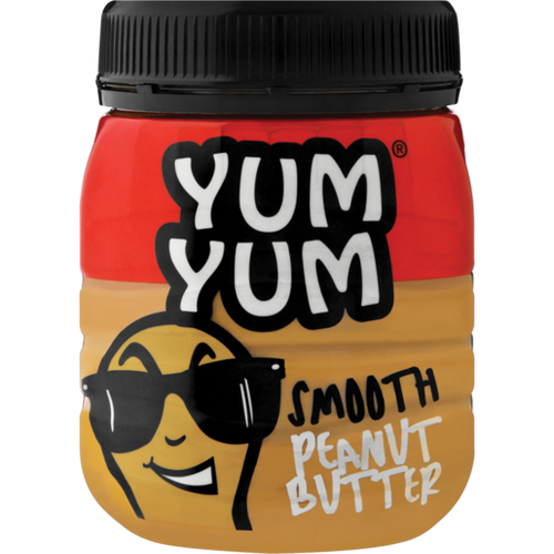 Yum Yum Smooth Peanut Butter 400g - The South African Spaza Shop
