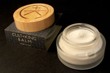 Cult + King - Balm in Glass Travel Size