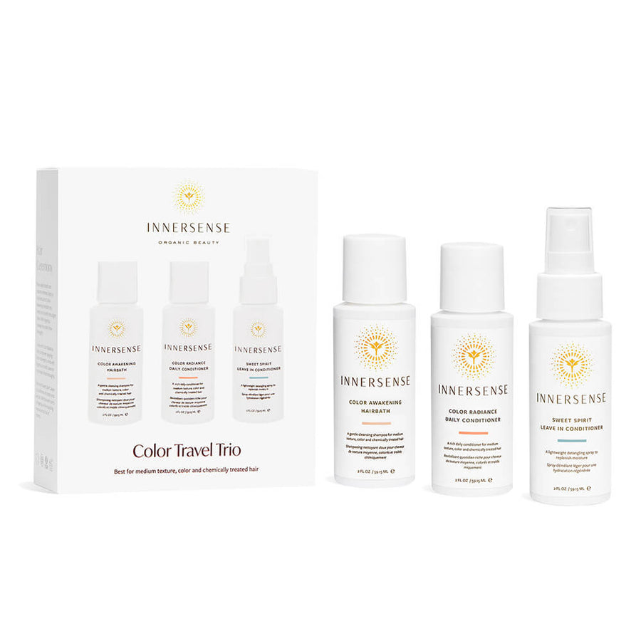 Innersense Beauty - Travel Trios - Color