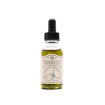 Brooklyn Grooming - Fort Greene Grooming Oil