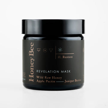 Good Medicine Beauty Lab - Honey Bee Revelation Mask