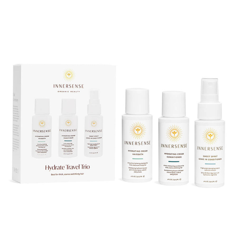 Innersense Beauty - Travel Trios - Hydrating