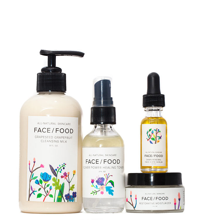 Face Food - Balancing Skincare Set