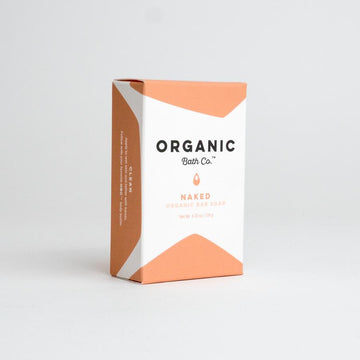 Organic Bath Co. - Naked Bar Soap