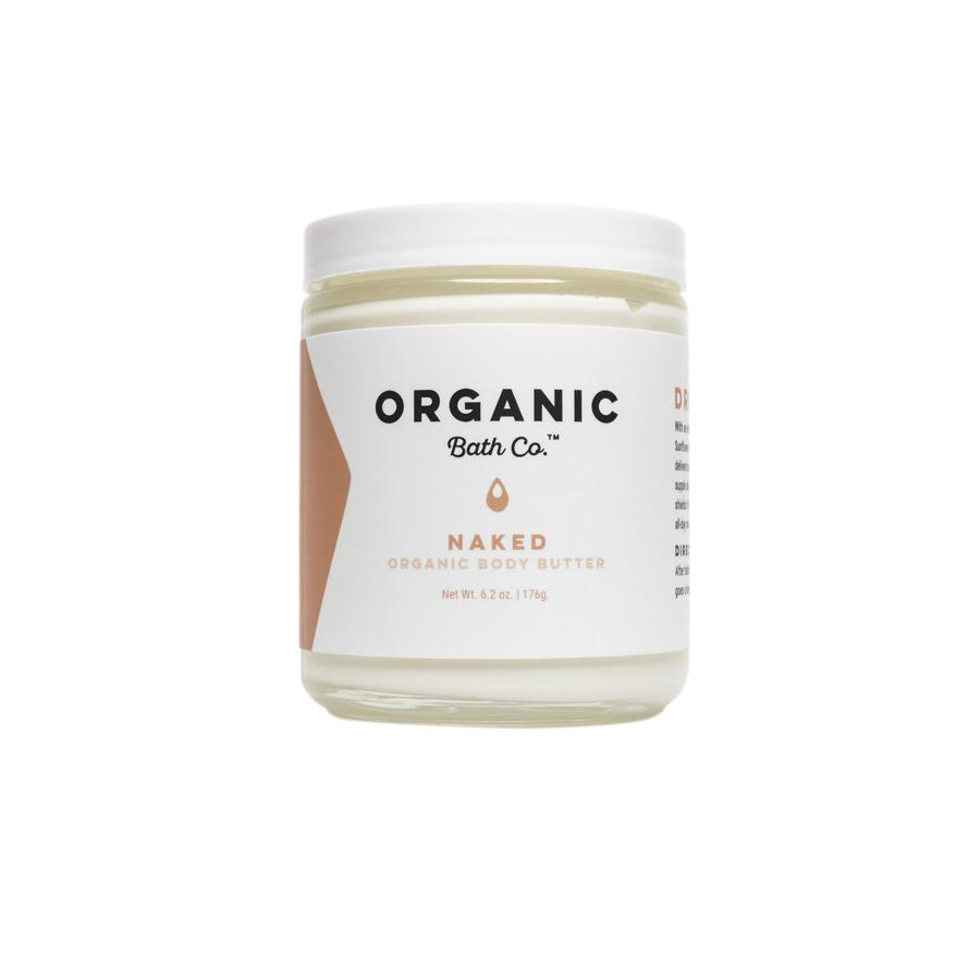 Organic Bath Co. - Organic Naked Body Butter