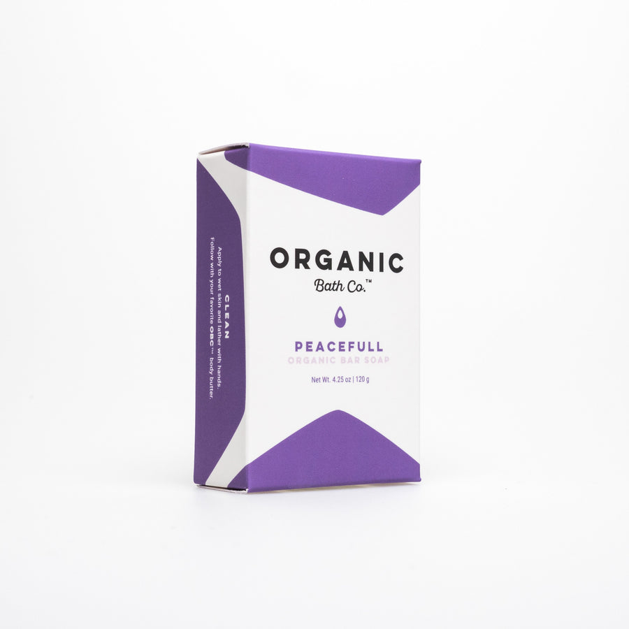 Organic Bath Co. - PeaceFull Bar Soap