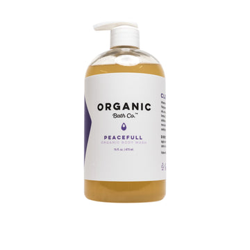 Organic Bath Co. - PeaceFull Organic Body Wash