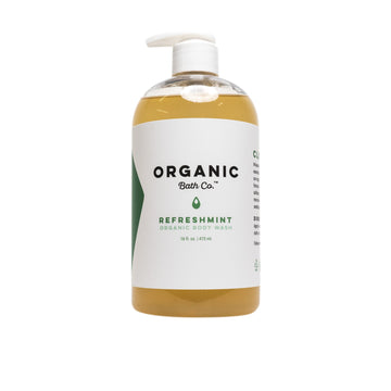 Organic Bath Co. - RefreshMint Organic Body Wash