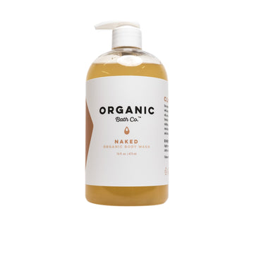 Organic Bath Co. - Naked Organic Body Wash