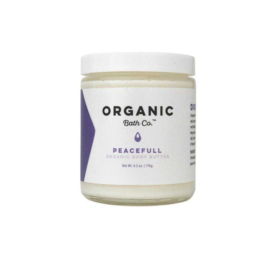 Organic Bath Co. - PeaceFull Organic Body Butter