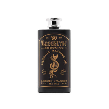 Brooklyn Grooming - Pilgrim's Machine Oil Anti-Chafing Relief