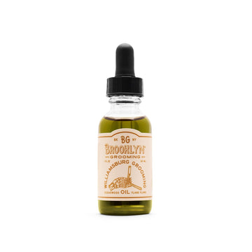 Brooklyn Grooming - Williamsburg Grooming Oil