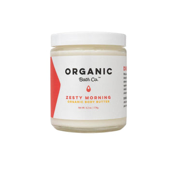Organic Bath Co. - Zesty Morning Organic Body Butter