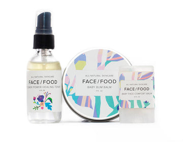 Face Food - Baby Skincare Set
