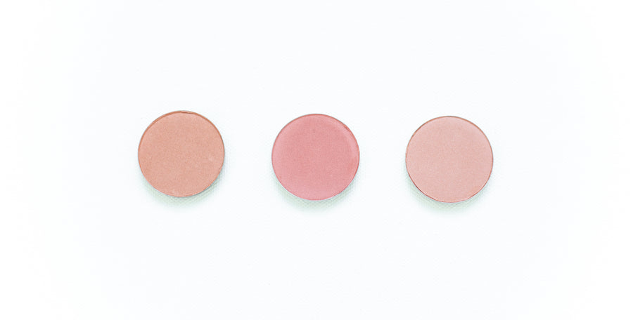 Face Food Natural Pressed Blush