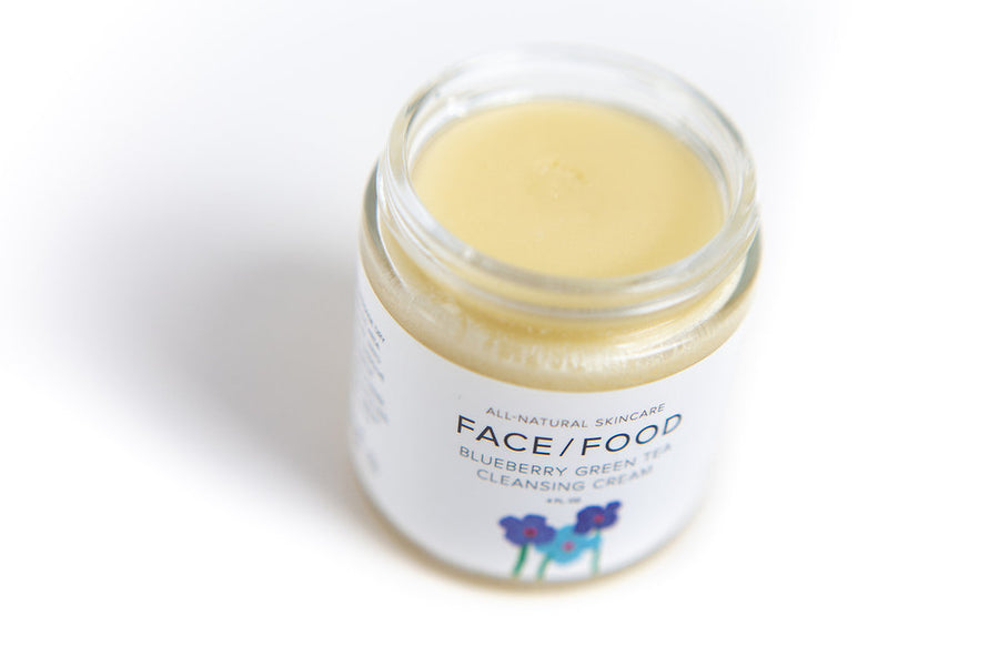 Face Food - Blueberry Green Tea Cleansing Cream