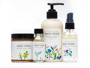 Face Food - Men's Skincare Set