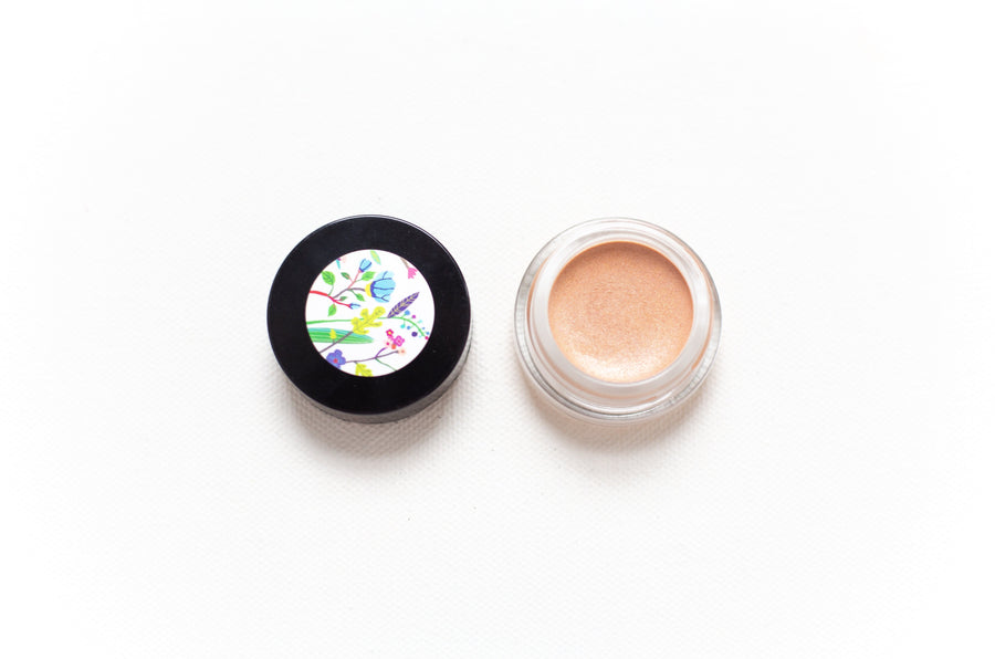 Face Food Rose Gold Luminizer