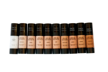 Face Food - Organic Liquid Foundation