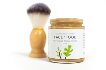 Face Food - Softening Shave Cream