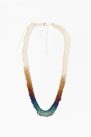 120 Rainbow necklace