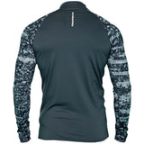 Rash Guard Long Sleeve UPF 50, Men