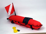 Float Buoy with Flag