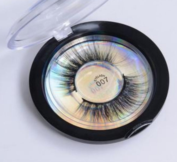 Luscious 3D Glam Lashes- STYLE NO. 07