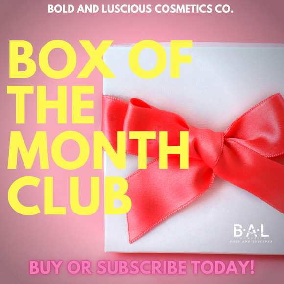 Get Bold! (Mystery Box of the Month Club)