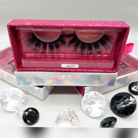 Signature Collection Lashes- No. A70