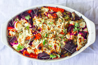 Beet and Carrot Detox Bake Recipe