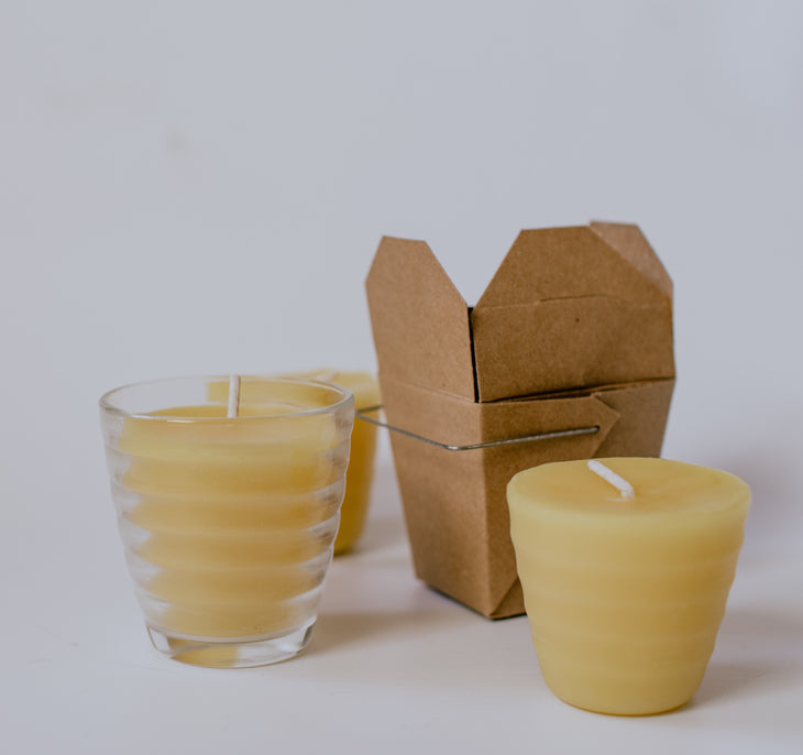 featured image: The Smart-Shopper's Guide to Non-Toxic Candles