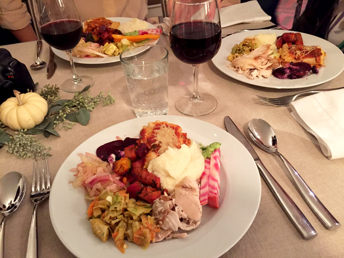 8 Rules for Clean Eating at Holiday Parties | Branch Basics