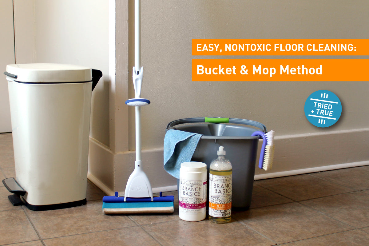Branch Basics Ultimate Guide to Nontoxic Floor Cleaning