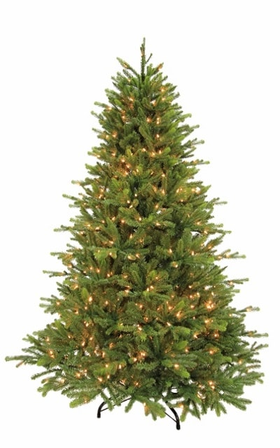 5' Super-Lit Addison Fir Clear