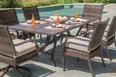 TAHOE 9 PIECE DINING COLLECTION - 42