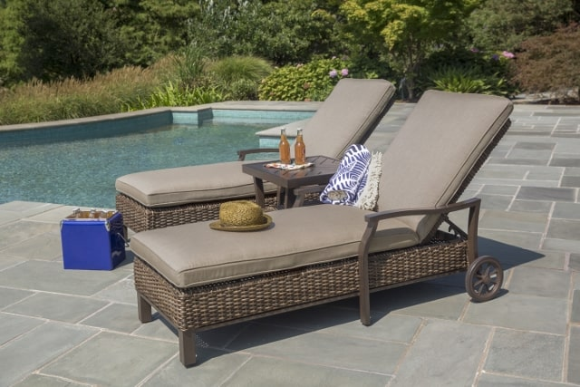 TAHOE 3 PIECE CHAISE LOUNGE SET