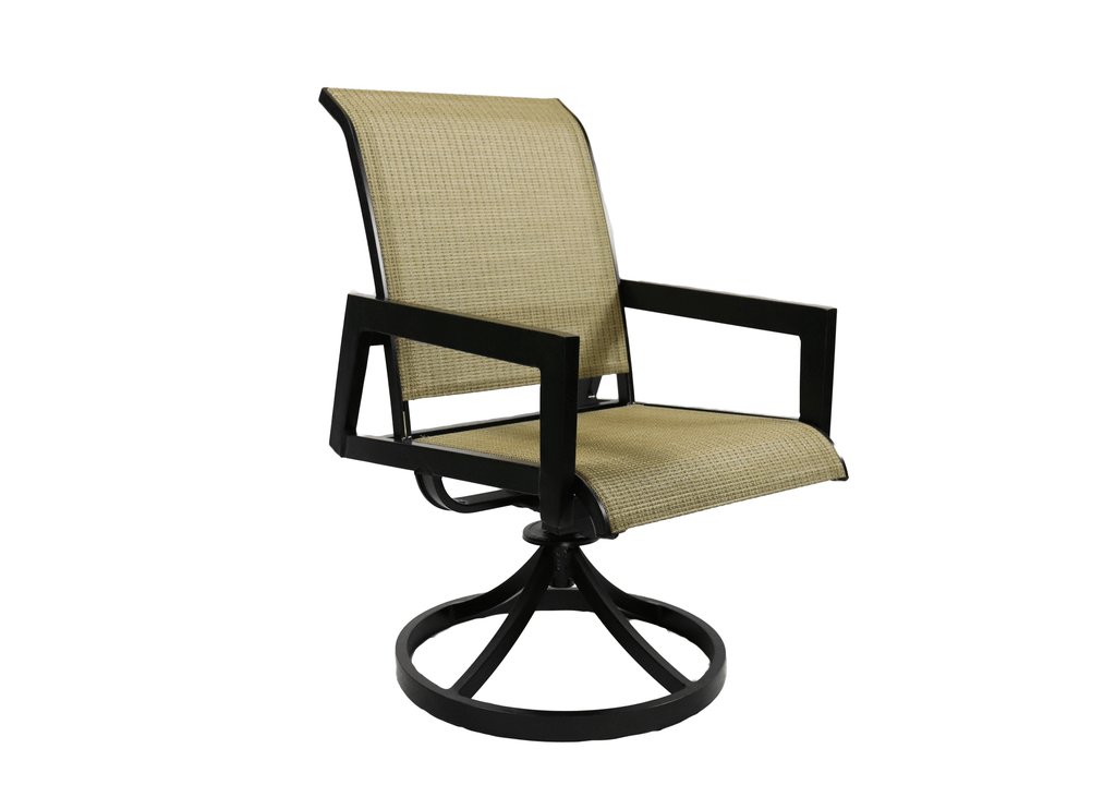 Aspen Swivel Dining Chair