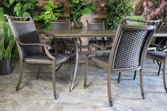 ARUBA 11 PIECE DINING SET - 60