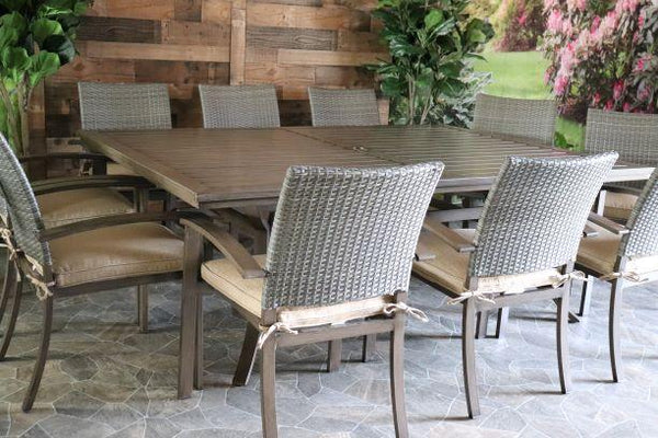 SEDONA 11 PIECE DINING SET - 60