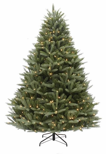 9' Ultra-Lit Richmond Fir LED Clear
