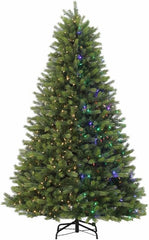 7.5' Ultra-Lit LED Saybrook Fir