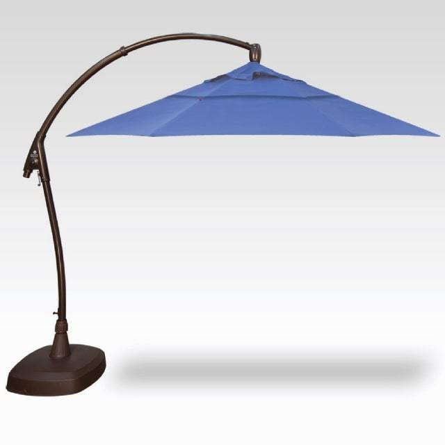 SPECIAL PURCHASE - 11' Cantilever Umbrella - Blue Sky