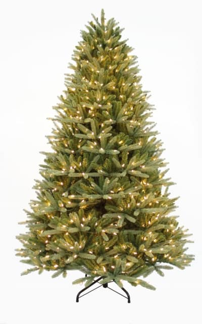 7.5' Ultra-Lit LED Westerly Fir Clear
