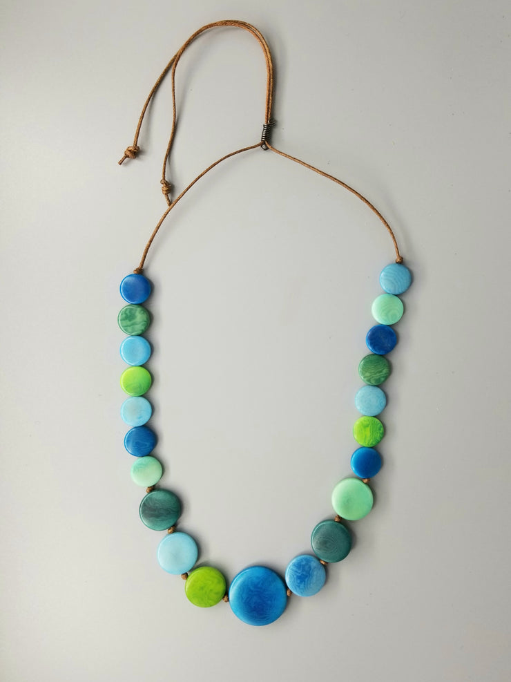 Carolyn Petite coin Necklace